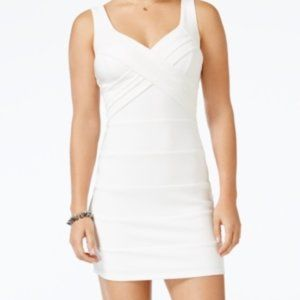 Juniors' Banded Bodycon Dress